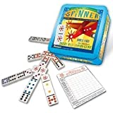 Toy / Game Double Dynamic Puremco Spinner - The Classic Game of Wild Dominoes (For Ages 8 years and up)