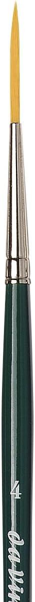 da Vinci Nova Series 1375 Utility Brush Utility Filbert Synthetic Size 14