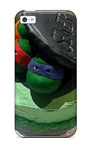 meilz aiaiCute Appearance Cover/tpu TQWSxLb10232WYnIa Teenage Mutant Ninja Turtles Case For ipod touch 4meilz aiai