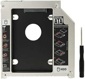 حافظ اقراص صلبة متوافق مع اجهزة اللابتوب سماكة: 9.5 بوصة