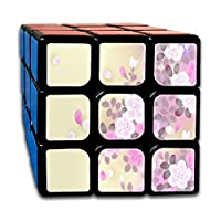 Speed Cube Asian Motif Fantastic 3 X 3 Magic Cube For Adult Intelligence Toy (Sticker)