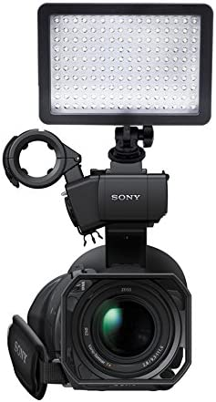 Panasonic Lumix DMC-FZ1000 Professional Long Life Multi-LED Dimmable Video Light