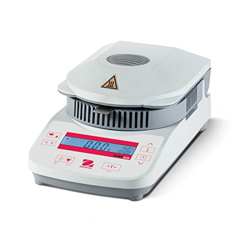 Ohaus MB23 MB Series Basic Moisture Analyzer with Infrared Coil, 110g Capacity, 0.01g (Ohaus Moisture Analyzer)