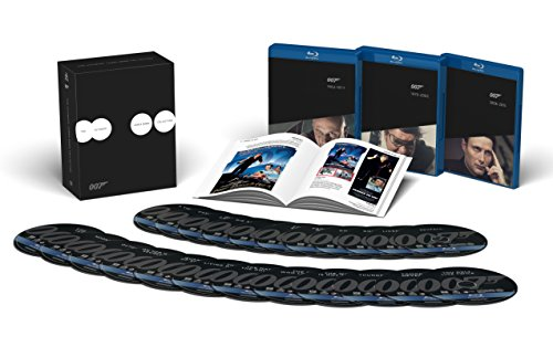 The Ultimate James Bond Collection [Blu-ray + Digital HD] by MGM (Video & DVD)