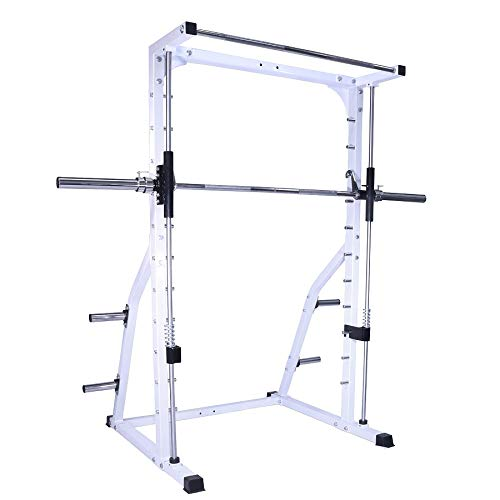 Deltech Fitness Linear Bearing Smith Machine (Scratch & Dent)