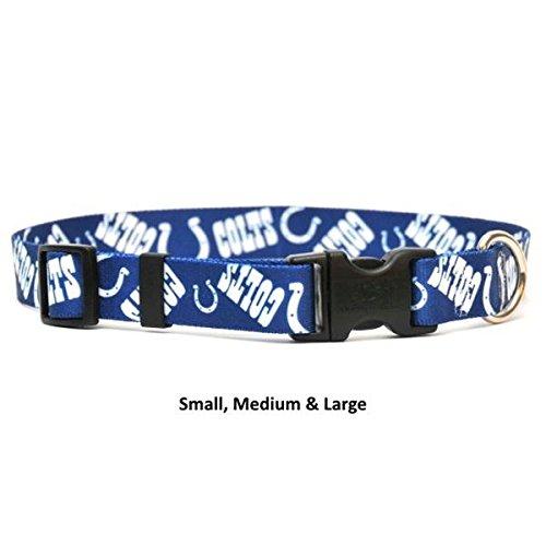 Pet Care Preferred Indianapolis Colts Nylon Collar - Small