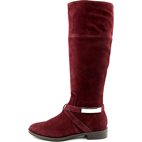 Knee Women Boot Burgundy Egila High Alfani q5W8tAOx