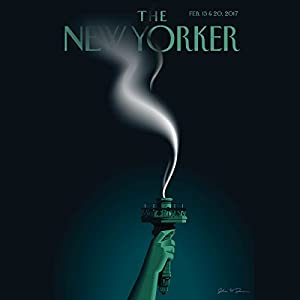 The New Yorker, February 13 & 20: Part One (Adam Gopnik, Patrick Radden Keefe, Joyce Carol Oates) Periodical