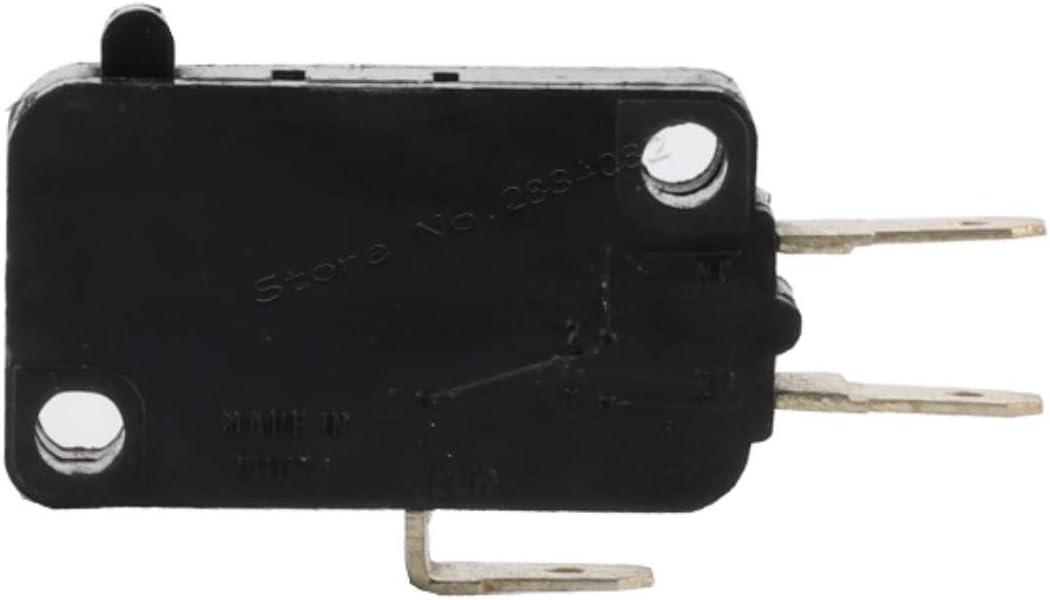 Microinterruptor para horno microondas interruptor micro switch V-15-1C25 recambio