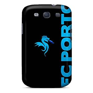 Durable Cell-phone Hard Covers For Samsung Galaxy S3 (mRW13045TnVD) Provide Private Custom Vivid Fc Porto Skin