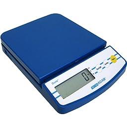 Adam Equipment DCT 5000 Dune Compact Portable Balance, 5kg Capacity, 2g Readability