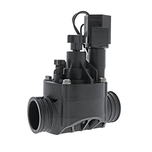 Flow In Line Sprinkler Control (RainBird HV Series Inline Sprinkler Valves - Size : 1
