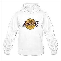 Amazon.com  Los Angeles Lakers Kobe Bryant Logo Hoodies Man s White  (6462365048716)  Books 41840b5c72