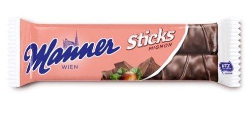 - Manner Sticks Mignon Wafer 5-pack 5x30g / 5x1.0 oz