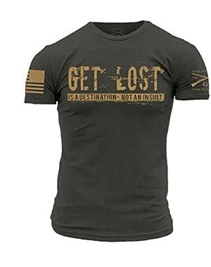 Get Lost Men's T-Shirt