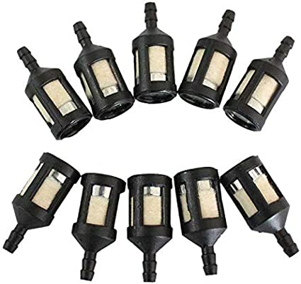 """100PCS Fuel Filters For Zama ZF-1//ZF1 Stihl Poulan Chainsaw Trimmer 1//8/"""" Line"""