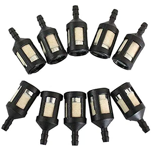 10PCS Replace Trimmer Fuel Filters For ZAMA ZF-1 ZF1 Homelite 49422 Chainsaw `US