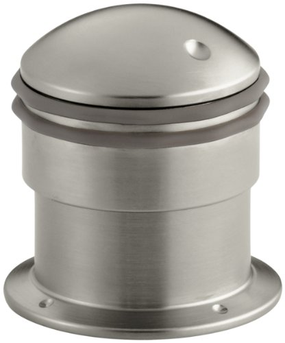 Kohler K-T9540-7-BN Bath or Deck-Mount Transfer Valve/Vacuum Breaker, Vibrant Brushed ()