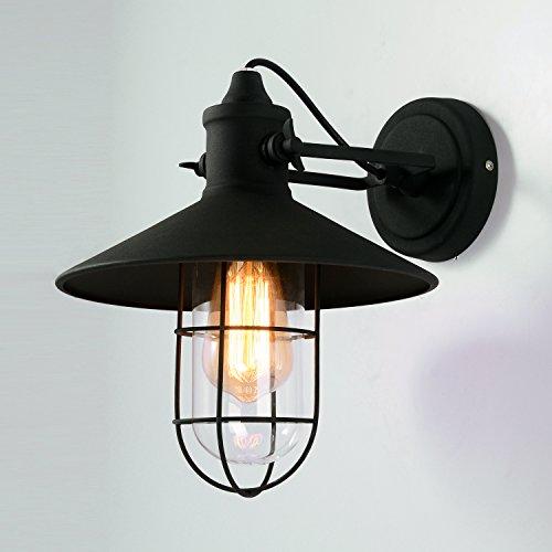 Iron Bathroom Lamp - 9