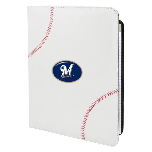 Baseball Portfolio - GameWear MLB Milwaukee Brewers Classic Baseball Portfolio, Large