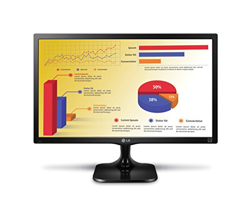 LG Electronics LG 22MC37D-B 22-Inch Screen LED-Lit Monitor by LG