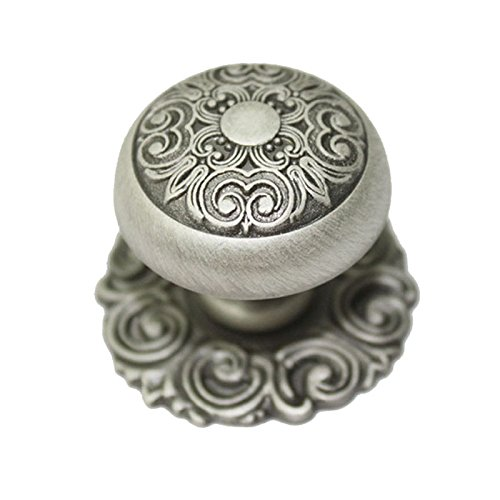 Cabinet Drawer Knobs Matt (JC Handle 30mm Small Cabinet Drawer Knob Pull Home Kitchen Antique)