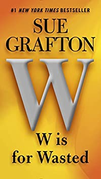 W Is For Wasted by Sue Grafton ebook deal