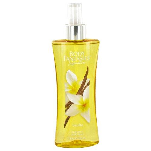 Parfums De Coeur Body Fantasies Signature Vanilla Fantasy Body Spray for Women 8 oz