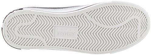 Armani Jeans Donna 9252267p615 Multicolore Sneaker (argento)