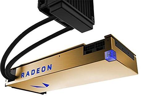 AMD Radeon Vega - Tarjeta gráfica de 16 GB, Color Oro: Amazon.es ...