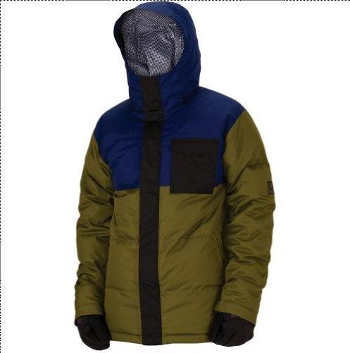 2010 Mens Snowboard Jacket - 8