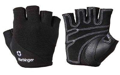Harbinger 154 Power Women's StretchBack Gloves by Harbinger