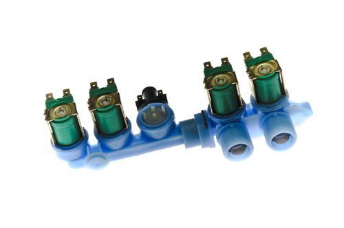 Global Products Washer Water Inlet Valve Compatible with Maytag WP22003245 ()