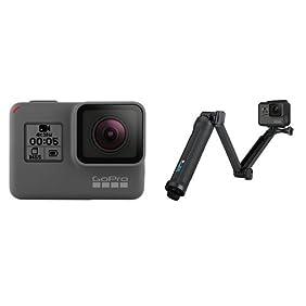 GoPro HERO5 Black w/ 3-Way Grip