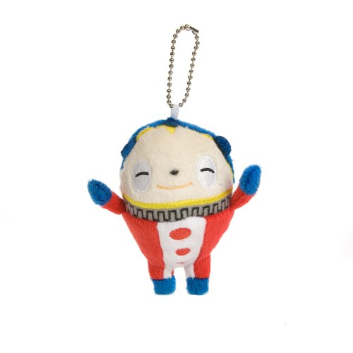 Persona 4 Teddie Kuma Happy Mini Plush