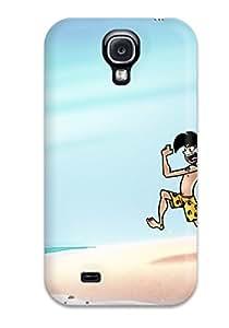 Tpu FitzrXh9089mHUsJ Case Cover Perfect Protector For Galaxy S4 - Attractive Case