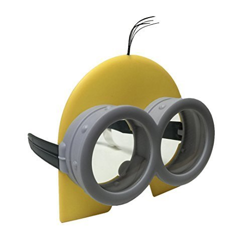 Official Minion Shades Kids Mask Goggles Minion Movie Exclusive]()