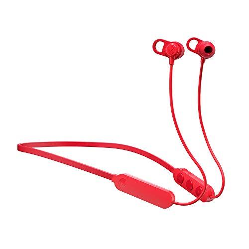 Skullcandy Jib Plus Wireless In-Ear Earbud – Red
