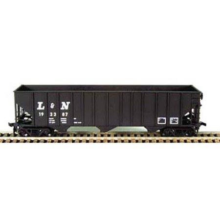 UPC 820024551193, HO KIT 45' 100Ton Triple Hopper L&N