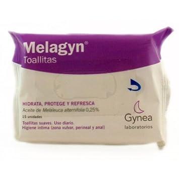MELAGYN WIPES 15 U by MELAGYN