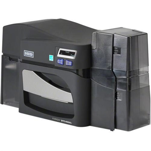 Dtc4500e W/Dual-Side Lamination Base Model + Iso Magnetic Stripe Encoder - with