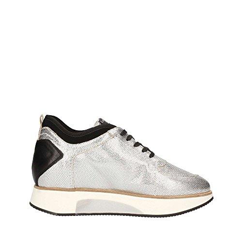 ALBERTO GUARDIANI SD58545E Sneakers Frau Silber 36