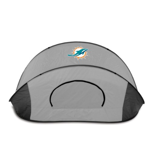 Miami Dolphins Portable Pop Up Shelter