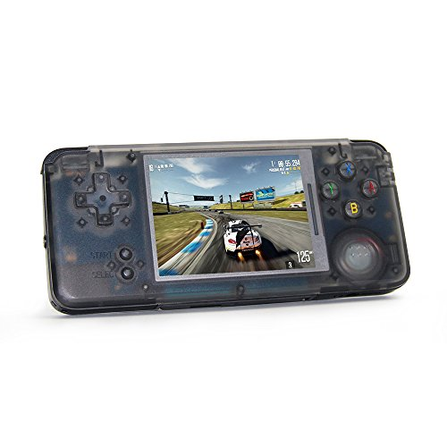 Handheld Game Console , 3.0 inch Retro Game Console HD Sreen Video Game Player with 800 Games for Kids Children Gift