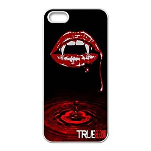 Happy True Blood Brand New And Custom Hard Case Cover Protector For Iphone 5s by heywan