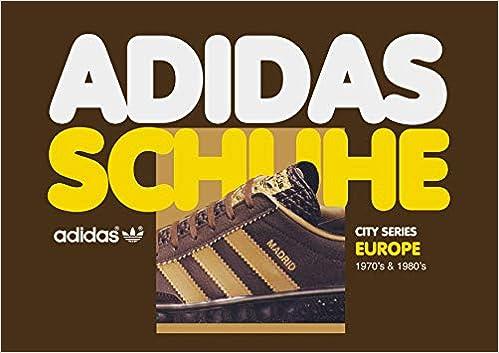 4a8be4616b534 Vintage Adidas Schuhe Book 1 - Europe: Amazon.co.uk: Paul Price ...