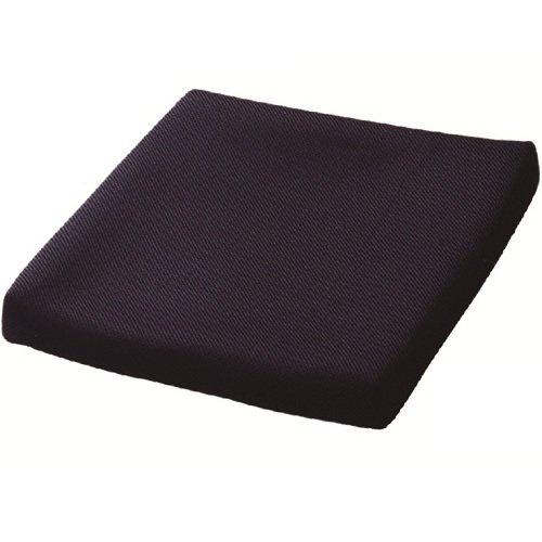 【車いす】ピタシートクッションブレス:ブラック カバー付き B00JWV15R0