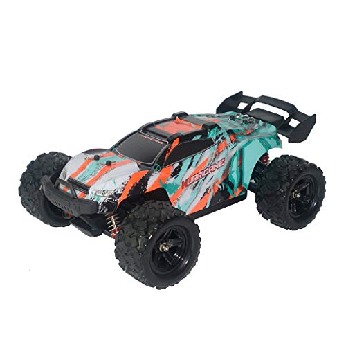 m·kvfa HS 18322 2.4G 1/18 4WD 36km/h High-Speed Off-Road Truck RC Car RTR Toy Car for Kids and Adults