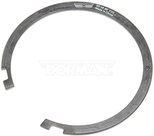 Dorman 933108 2.85 in. Wheel Bearing Retaining Ring for 2006-2013 Honda Civic - Black