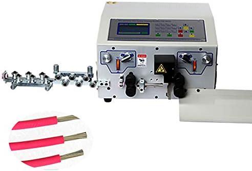 自動ケーブル剥き機 電線皮剥き機 コンピューターワイヤーストリッパー 0.3~25mm² 四輪駆動 pvc テフロン ガラス線 シリコーン線 工業用 業務用 110V